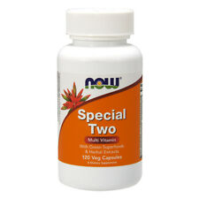 NOW FOODS Special Two 120 VCaps Multi Vitamin - VITAMINE