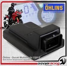 Ohlins SCU Semi Active Suspension Upgrade Ducati Multistrada 1200S 2010>2012