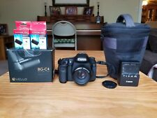 Canon EOS 7D digital Camera with 55mm lens