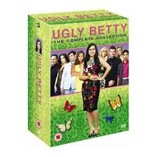Ugly Betty Season 1+2+3+4 TV Series Region 2 22xDVD