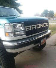 Grilles for Ford Bronco for sale | eBay