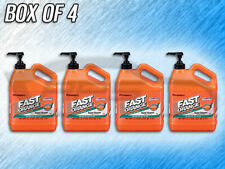 PERMATEX 23218 FAST ORANGE SMOOTH LOTION HAND CLEANER W/PUMP - 1 GAL - CASE OF 4