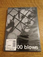 Francois Truffaut's The 400 Blows Criterion Collection Dvd (2006 edition) New