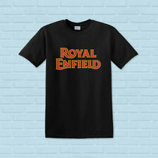 Royal Enfield Shirt Cafe Racer Motorcycles Gildan 100% Cotton T-Shirt S-2XL
