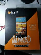 LG Volt 2 - 4G LTE 8GB - Black (Boost Mobile) Smartphone Brand New