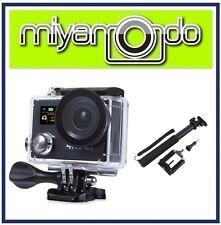 Eken H8R Action Camera 4K Ultra HD WiFi (Black) + Monopod