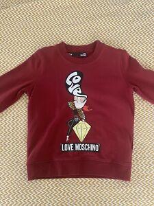 Women's Moschino Jumper Love Moschino Size 8