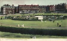 Cliftonville. The Oval # 8 by LL/Levy. Coloured.