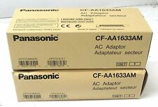 New Genuine Panasonic Toughbook CF-Y5 and CF-19 AC Adapter CF-AA1633AM