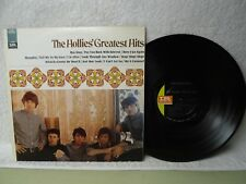 The Hollies LP Greatest Hits Very Clean 1967 British Invasion Orig! Graham Nash