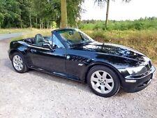 BMW Z3 1.9 Convertible - Sports Exhaust - 2001 - Black  - Long MOT