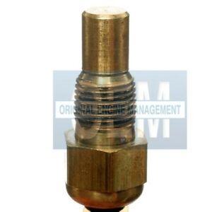 Coolant Temperature Switch Original Engine Management 8245