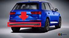 Neuer Original Audi Q7 16-17 Heck S LINE Stoßstange Diffusor Einsatz Rand