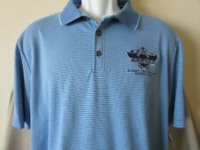Men's Disney Cruise Line Alaska Summer 2012 Mickey Mouse Polo Shirt Size Large