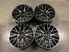 "20"" 788M M2 Competition Style Wheels Gloss Black Machined BMW F10 F11 F12 F13"