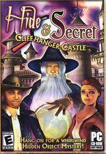 Hide & Secret 2: Cliffhanger Castle (PC-CD, 2008) for Windows - NEW in Small BOX