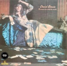The Man Who Sold The World  David Bowie Vinyl Record