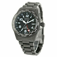 Citizen Men's Promaster GMT World Time Eco-Drive Watch - BJ7107-83E NEW
