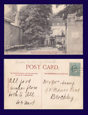 """UK HIGHGATE FOX & CROWN INN """"WHERE VICTORIA RESTED AFTER ACCIDENT"""" TO BROCKLEY"""