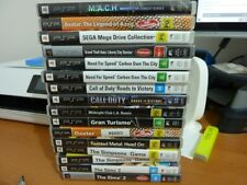 SONY PSP GAMES VARIOUS TITLES