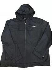 mens north face jacket xl used