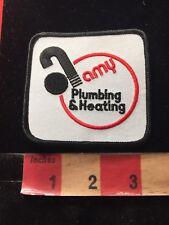 AMY PLUMBING & HEATING Advertising Patch - Plumber Plummer 87R