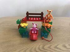 LEGO DUPLO 5946 Tigger's Expedition Winnie The Pooh Rare Set Tigger & Piglet