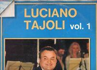 LUCIANO TAJOLI disco LP 33 giri MADE in ITALY Serie ORIZZONTE VOL.1 1980