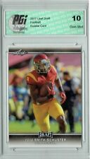 JuJu Smith-Schuster 2017 Leaf Draft #45 Rookie Card PGI 10