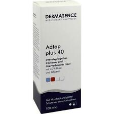 DERMASENCE Adtop plus 40 Creme 100 ml