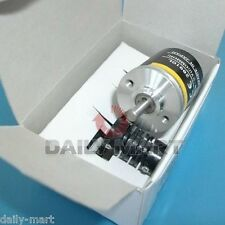 Omron Rotary Encoder E6A2-CS5C E6A2CS5C 100P/R New in Box NIB Free Ship