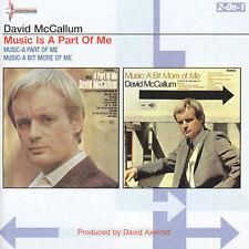 Music Is a Part of Me * by David McCallum (CD, Jul-2001, Emi)