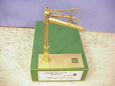 BRASS IMPORTS O American Scale Models Poage 'H' Water Column w/Fenner Spout