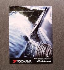 [GCG] I595 - Advertising Pubblicità - YOKOHAMA C.DRIVE 2