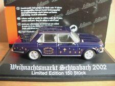 Schuco Classic BMW 2500  Weihnachtsmarkt Schwabach 2002