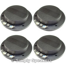 Diaphragm for Eminence PSD-2002-16 Horn Driver Speaker Parts 16 ohms 4 Pack