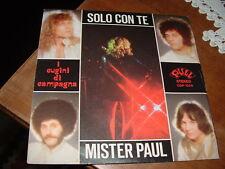 """I CUGINI DI CAMPAGNA """" SOLO CON TE - MISTER PAUL """" ITALY'79"""