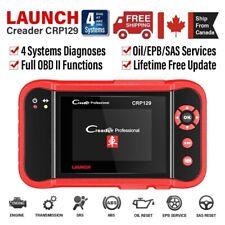 LAUNCH X431 CRP129 Premium OBD2 EOBD CAN Code Reader Diagnostic Scanner CRP129E