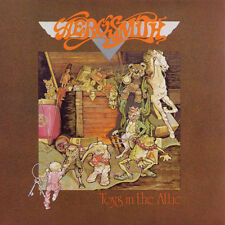 Aerosmith - Toys In The Attic (CD Standard Jewel Case)