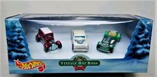 Hot Wheels Christmas Vintage Hot Rods - New in Package