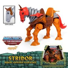 Estridor Super 7 motu classics 2018 Masters of the Classics robot caballo de Fisto