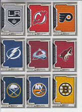 18/19 OPC Philadelphia Flyers Checklist Silver card #572