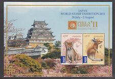 2011 Australia Japan World Stamp Exhibition Minisheet - 3468MS