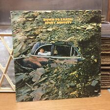 Jimmy Buffett Down To Earth LP Barnaby Top Hit Turnabout EX