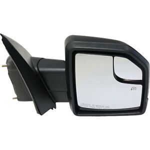 New Mirror Passenger Right Side Heated for F150 Truck RH Hand F-150 FO1321523