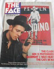The Face Magazine -  Issue 10 February 1981 - Clash, Gen X , Pretenders etc -