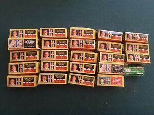 23x lot Vtg Sealed Expired Famous Brand Triple Print Color Film 127 1971-75