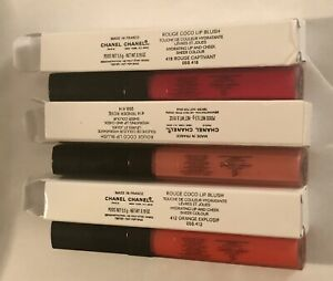 Chanel ROUGE COCO LIP BLUSH HYDRATING LIP AND CHEEK SHEER COLOUR