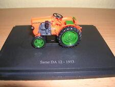 Atlas Tractor Same DA 12 Baujahr 1953 orange Traktor Trekker, 1:43