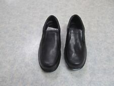 RED WING SHOES Black 8 1/2 E2 slip on shoes